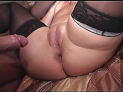 Italian Dilettante-big glamorous woman-Reality in Groupsex-Anal