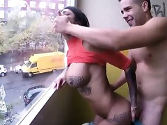 Wild bang and squirt with bubble ass Bonnie Rotten