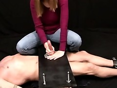 Amazing neverseen handjob