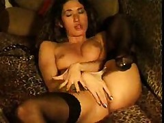 Fingering her Anus Makes her Horny