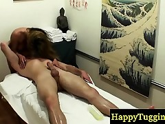 Real asian masseuse sixtynines client