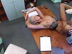 Lustful doctors wife acquires banged